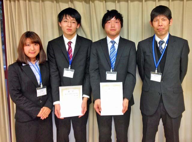 電子情報通信学会卒業研究発表会1