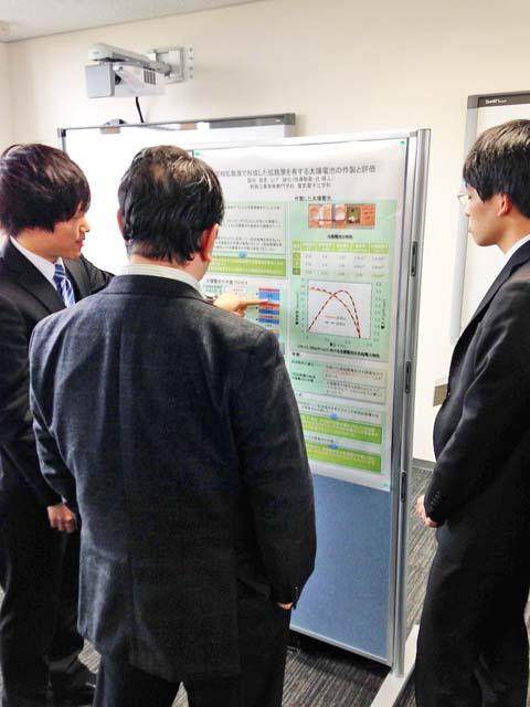 電子情報通信学会卒業研究発表会2